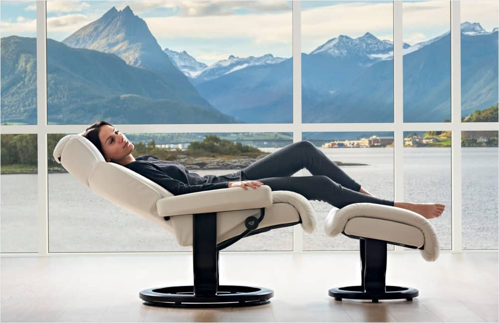 stressless recliners with the best lumbar support